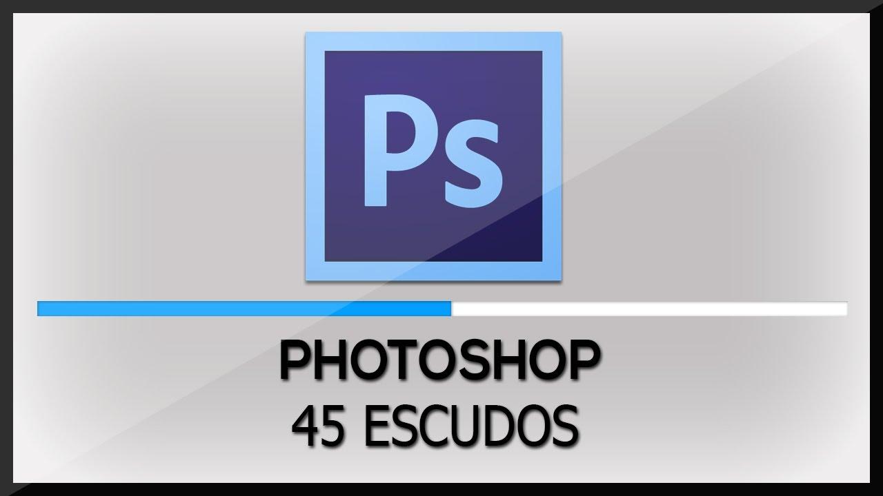 10000 Photoshop Shapes - Descargar