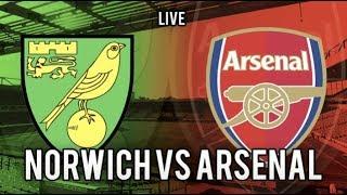 Premier League - Norwich 2-2 Arsenal Live - 1st December 2019