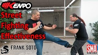 Kenpo: Street Fighting Effectiveness