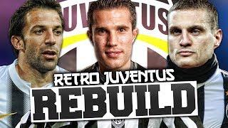 REBUILDING 2009/10 JUVENTUS!!! FIFA 10 Career Mode (RETRO REBUILD)