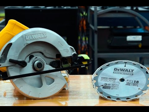 Dewalt - Serra Circular para Madeira DWE560