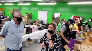Stuff the Bus 2021 with Texarkana Resources