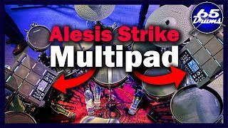 Alesis Strike Multipad First Impressions