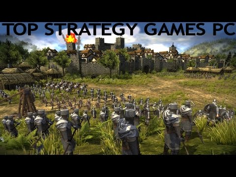 Top 20 Strategy Games 2016 (Pc)