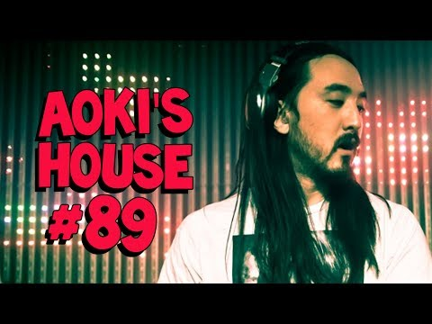 Aoki's House on Electric Area #89 - Keys N Krates, Showtek, Carnage & Tony Junior, and more!