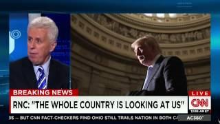 cnn republicans clash at first debate