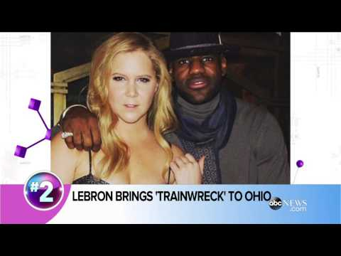 'Trainwreck' Will Have a Premiere in Cleveland Because of LeBron James