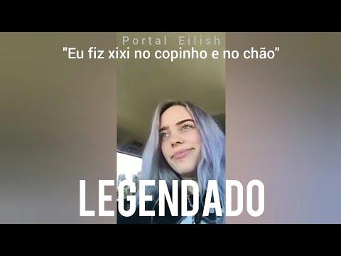 Billie Eilish - A HISTÓRIA DO EXAME DE URINA (Legendado)