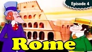 Rome - Around The World In 80 Days Episode 4