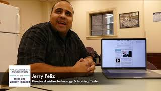 Natick Assistive Technology Training Center