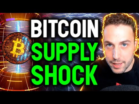 URGENT! Bitcoin Supply Shock Will Start Global Crypto FOMO!