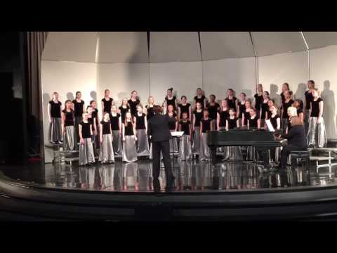 Breakable - Choral piece performed by Frontier Trail Middle School