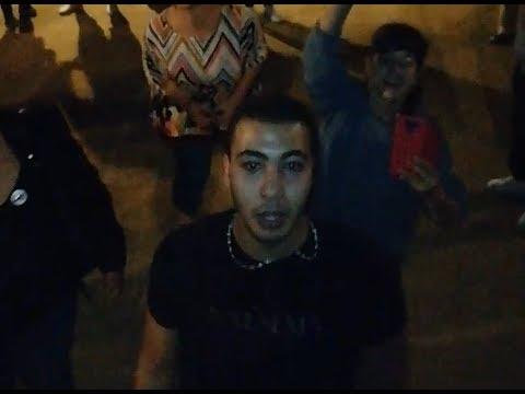 Un Marroquí Separatista Ataca A Las Catalanas Por Apoyar La Guardia Civil En Calella