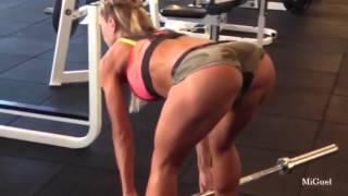 Спортивные девушки  Фитоняшки 18+   Bikini Fitness Motivation 18+