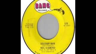 Neil Diamond - Solitary Man (1966)