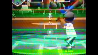 186,000 Mile Home Run David Ortiz Backyard Baseball 2009