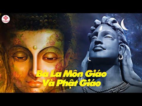 Bà-La-Môn Giáo Ấn Độ Và Phật giáo - Phân biệt Triết lý của Hai Giáo Phái