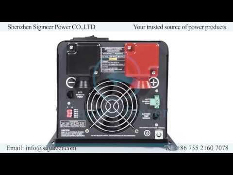 2000 3000 4000 Watt 12V 24V 48V China Power Inverter Charger Pure Sine  Any Power Combi