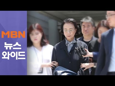 [송지헌의 뉴스와이드]'쌍욕-고성' 세 모녀의 주특기?