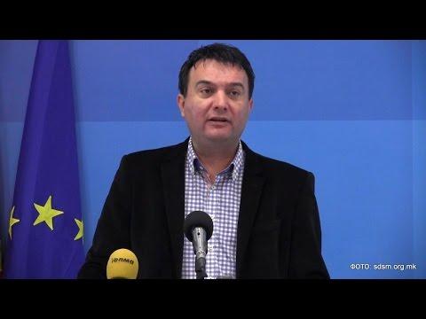 ВМРО-ДПМНЕ и ДУИ го наполнија и Програмскиот совет на М...