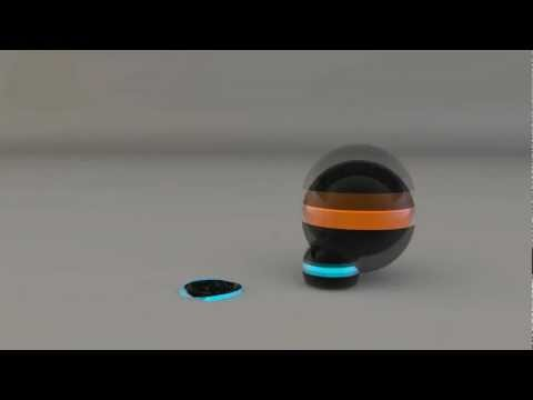 Cinema 4D - Spheres come in all sizes