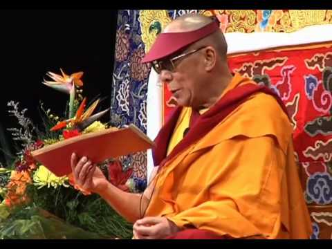 Commentary on Bodhichitta - New York, October 4th, 2009