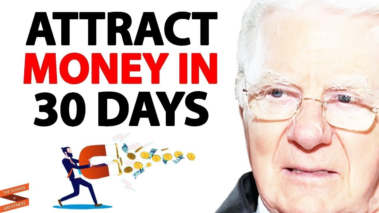 """TRAIN Your Brain To MAKE MORE MONEY Using The LAW OF ATTRACTION!"" 