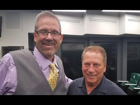 Spartan Nation EXCLUSIVE:  1 on 1 with Coach Tom Izzo!