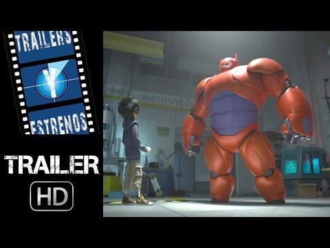 6 Héroes - Trailer en español (HD)