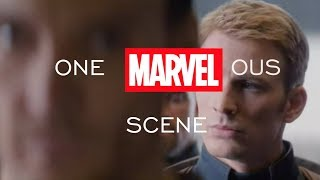 One Marvelous Scene: Winter Soldier - They're In For It Now