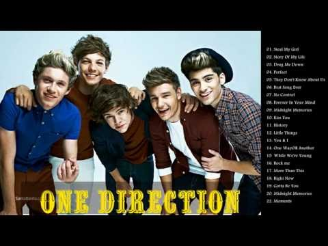 One Direction Greatest Hits - The Best of One Direction Songs