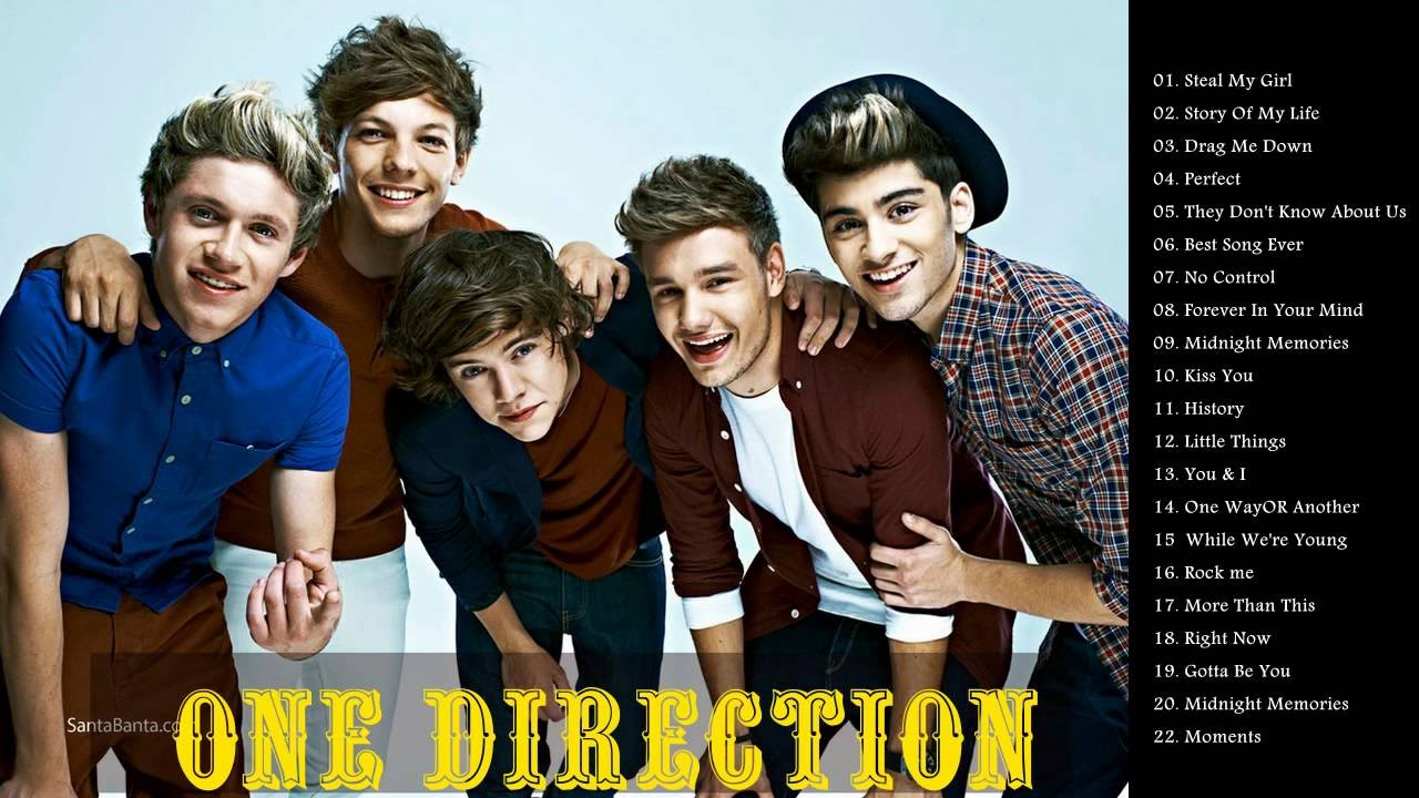 One direction greatest hits the best of one direction songs youtube voltagebd Choice Image