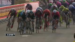 2016 Abu Dhabi Tour stage 2 highlights - Video