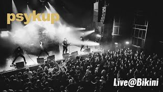 PSYKUP - Live In Bikini - Full Concert (Official Video)