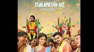 THALAPATHY Teaser | Vijay, Keerthy Suresh | Bharathan | Santhosh Narayanan | First look Teaser
