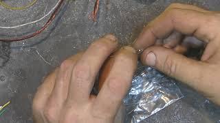 Резисторы на 0,25 Вт, пленочные конденсаторы, ртутный выключатели