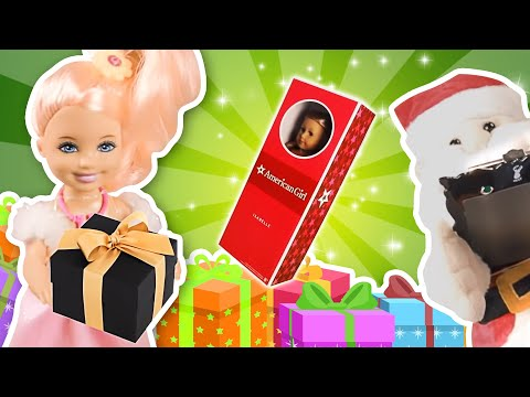 Barbie - American Girl Christmas