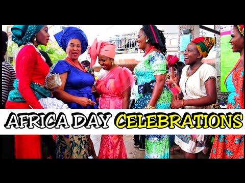 AFRICA DAY 2019 //Village Market