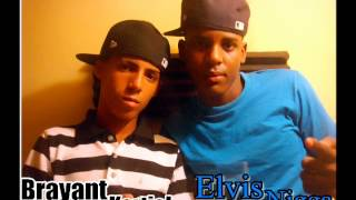 Elvis Nigga y Briant Kartiel -Le Gutan Tiguere Bacano