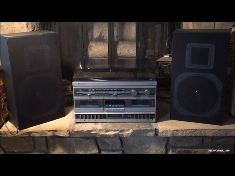 1984 Sears Compact Stereo System #91940