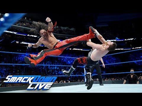 Styles, Orton & Nakamura vs. Mahal, Owens...