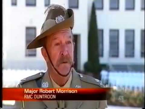 Queen's Birthday Parade RMC Duntroon
