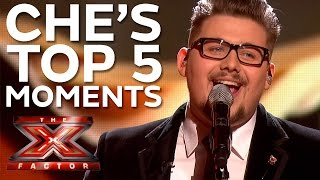 Ché Chesterman's Top 5 Moments | The X Factor UK 2015