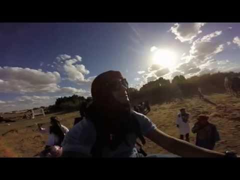 ROLÊ EM MARRAQUEXE E DESERTO DO SAHARA - MARROCOS / TRIP MARRAKECH AND SAHARA DESERT - MAROCCO