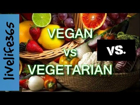 Vegan vs. Vegetarian