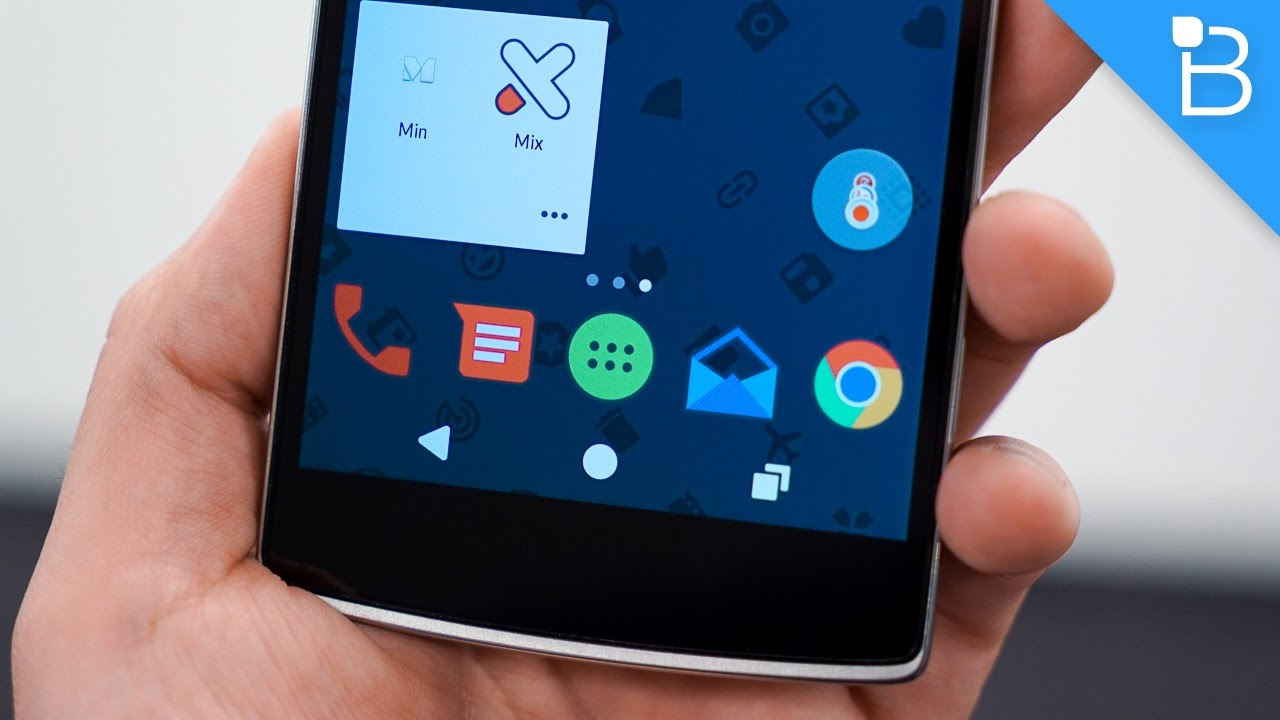 Top Android Icon Packs for May