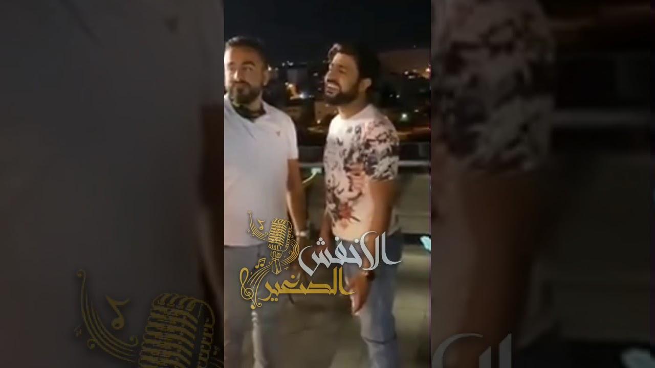 حصريا اول مره للفنان صلاح الاخفش من شوارع الاردن