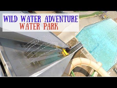 Wild Water Adventure Water Park| August  2018