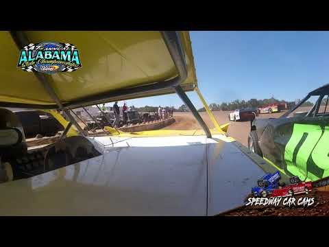 #30 Tim Bosley - Hobby - 9-22-19 East Alabama Motor Speedway - In-Car Camera