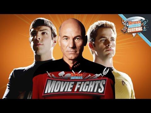 STAR TREK MOVIE FIGHTS!  w/ Star Trek Beyond Cast! LIVE @ SD Comic-Con 2016